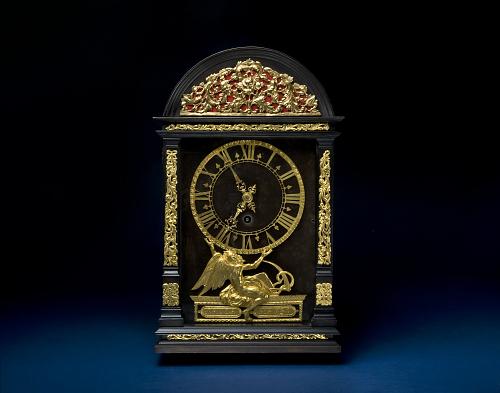 Dutch Bracket Clock late 17th century