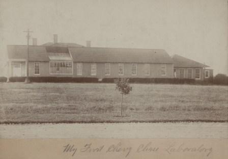 Elmer Gates's Chevy Chase, Maryland Laboratory, undated.