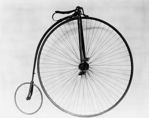 Columbia Light Roadster, 1886