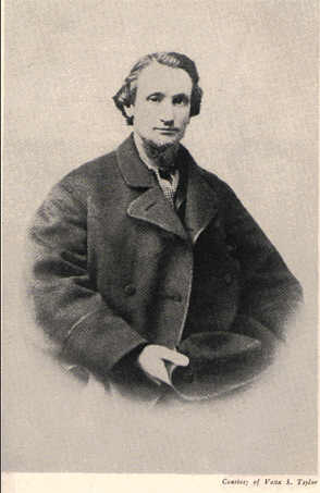 Christopher M. Spencer, circa 1863