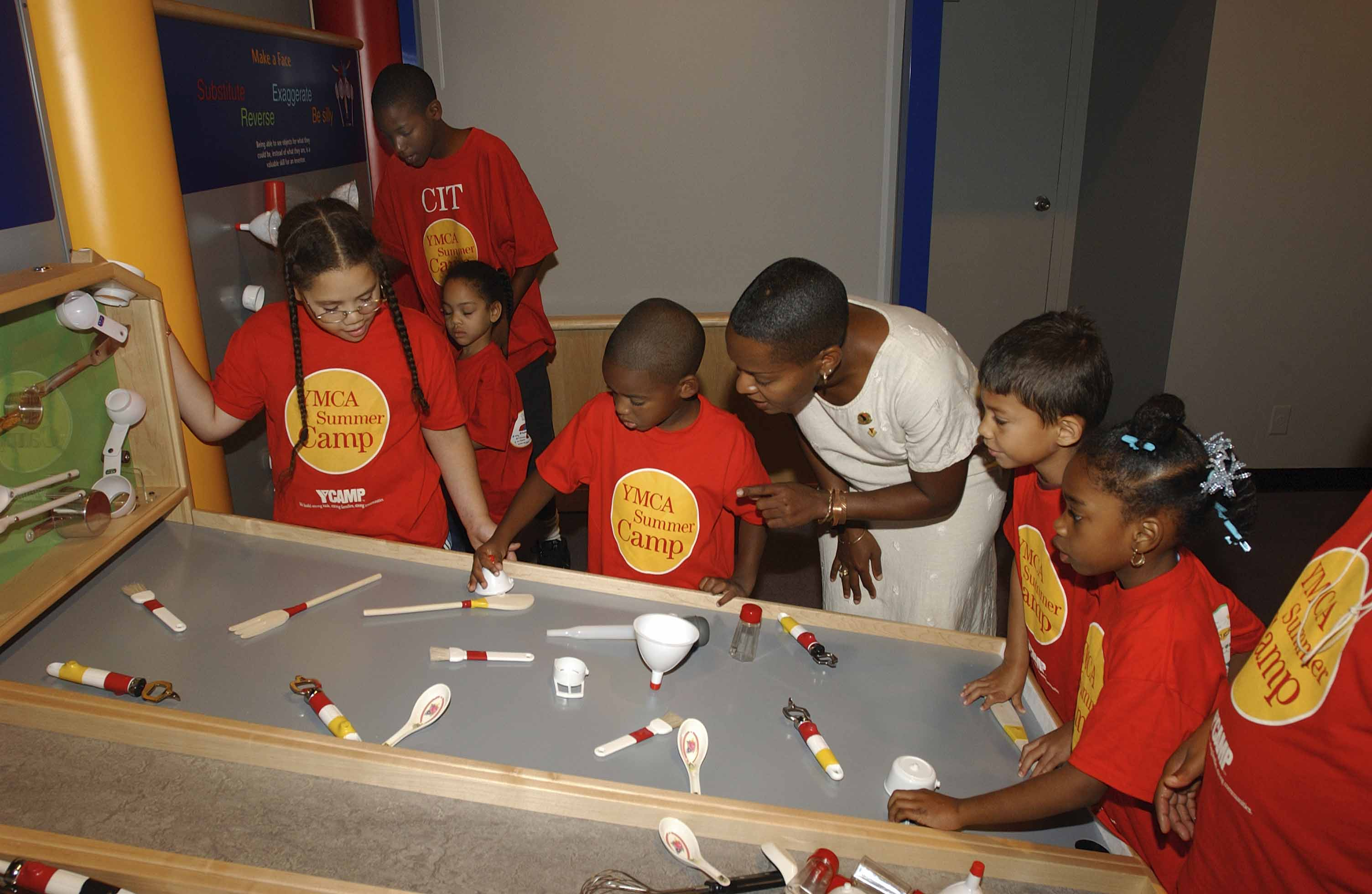 A hands-on activity in Invention at Play