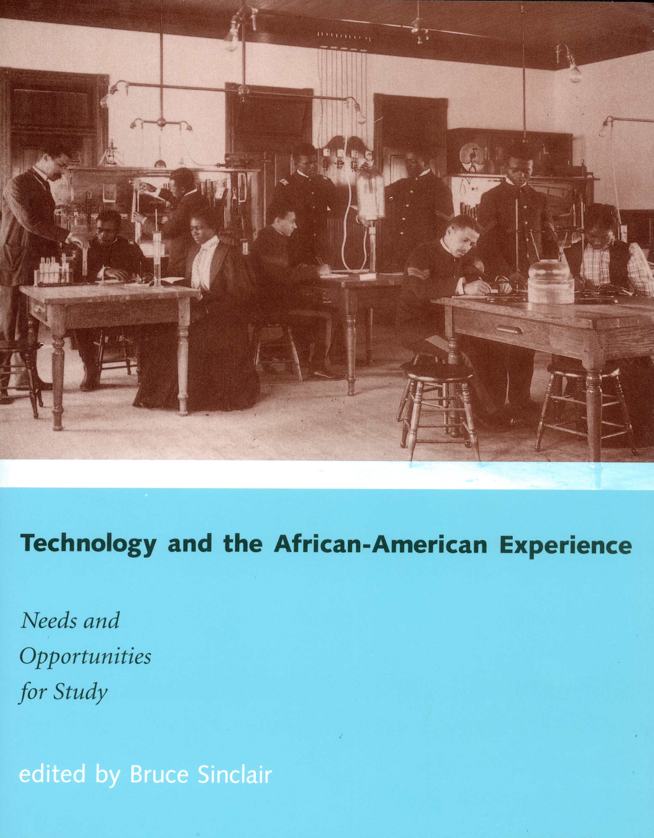 Image of book cover - Technology and the African American Experience