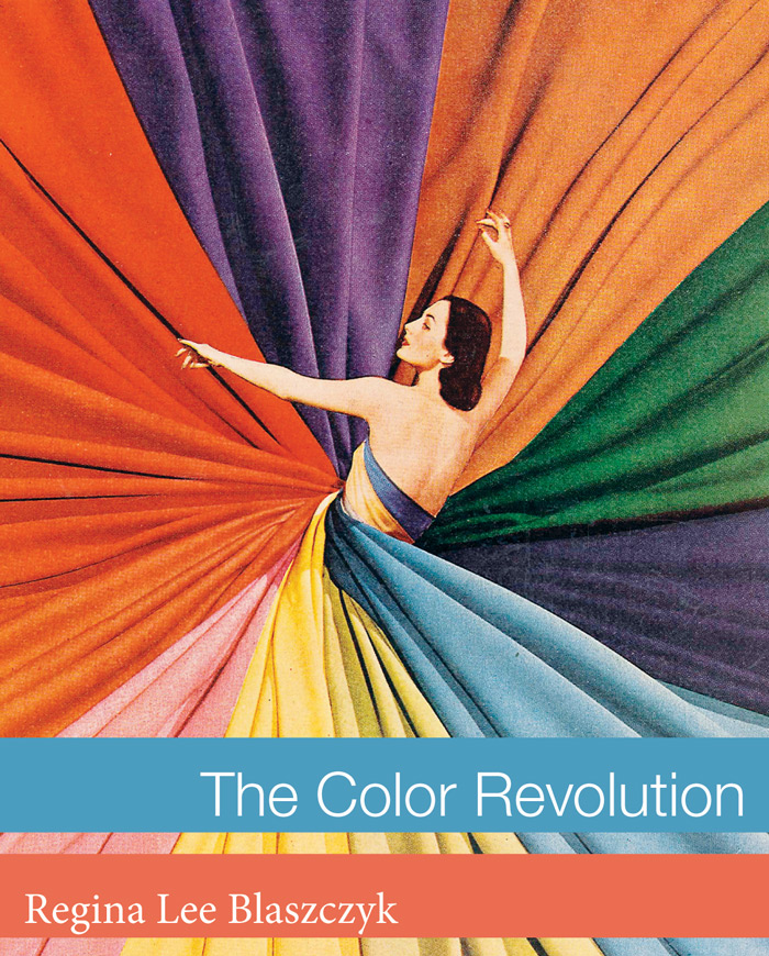 Image of Book Cover - The Color Revolution